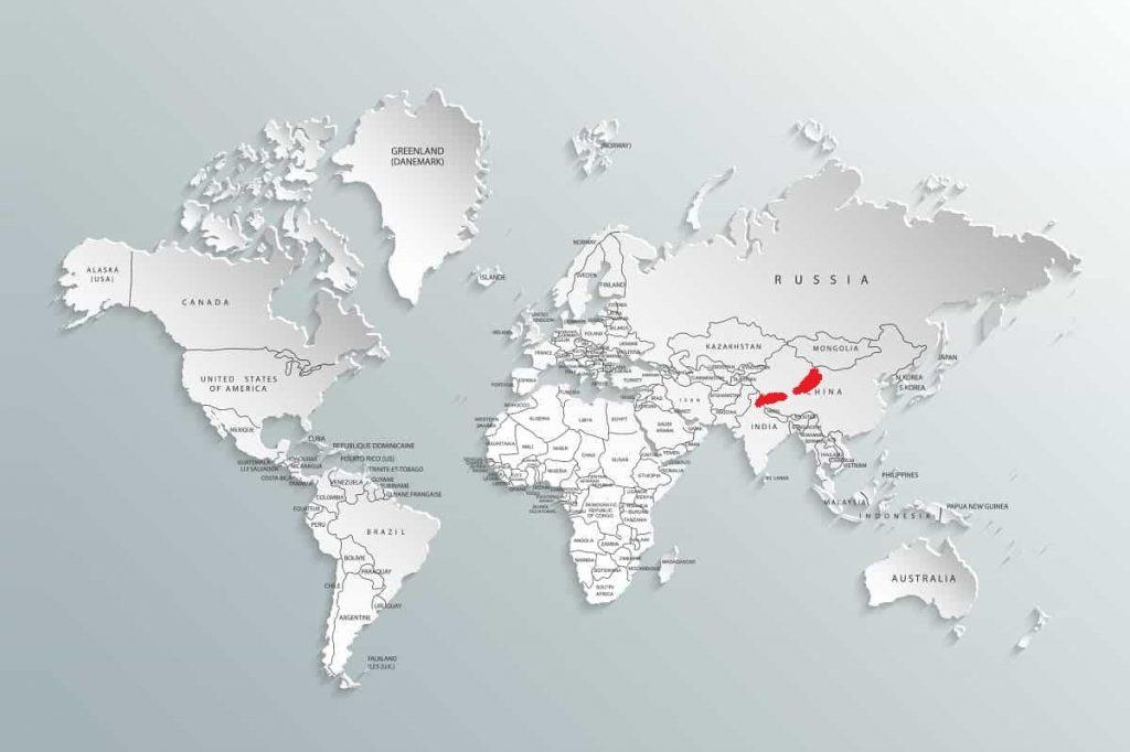 Leefgebied ragdoll wereld